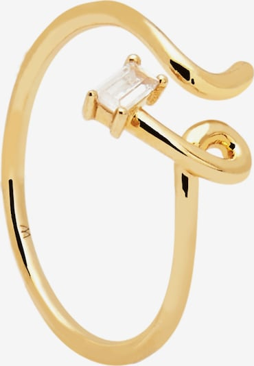 P D PAOLA Ring 'AN NEMA' in Gold, Item view