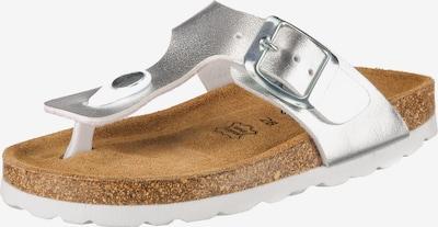 LURCHI Sandalen in de kleur Zilver, Productweergave