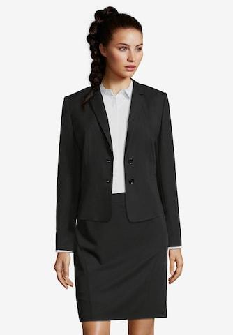 Betty & Co Blazer 'Business' in Black