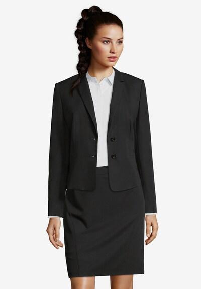 Betty & Co Blazer 'Business' mit Taschen in schwarz, Modelansicht