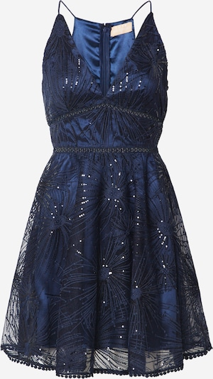 Rochie de cocktail 'Constellations Dress' Love Triangle pe navy, Vizualizare produs
