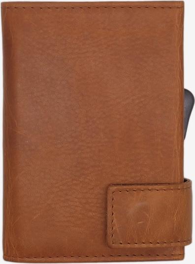 SecWal Portemonnaie in cognac, Produktansicht