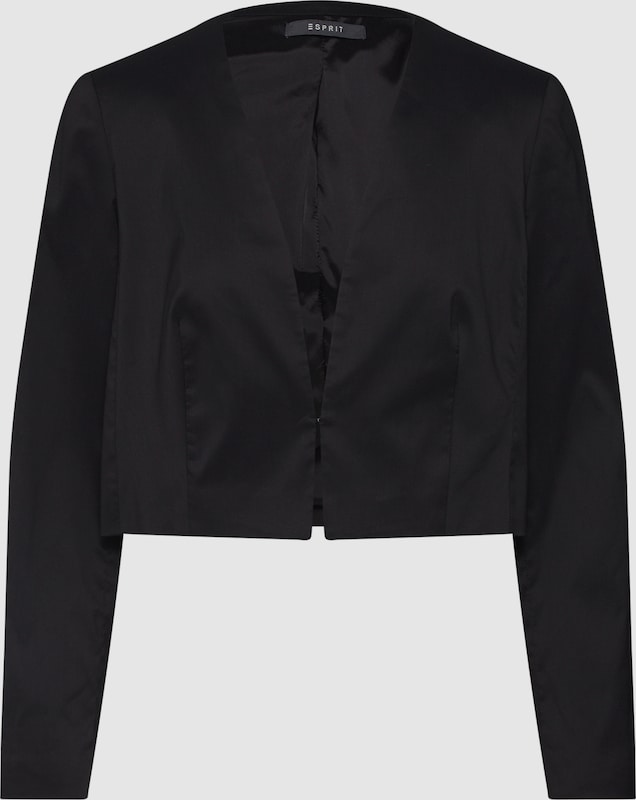 Esprit Collection Blazer 'Jkt over Dress' in in in schwarz  Neuer Aktionsrabatt 02569c