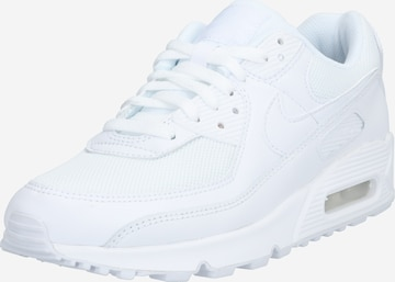 Nike Sportswear Ниски маратонки 'Nike Air Max 90' в бяло