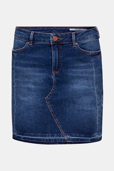 ESPRIT Jeansröcke in dunkelblau, Produktansicht