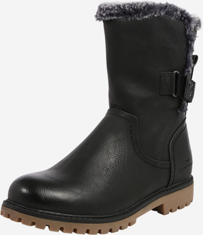 TOM TAILOR Sněhule - černá, Produkt