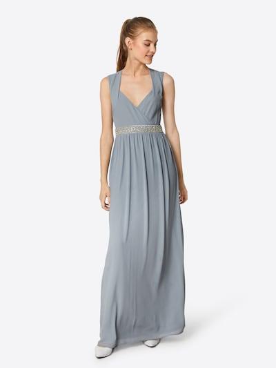 Rochie de seară 'KYOMI MAXI' TFNC pe albastru: Privire frontală