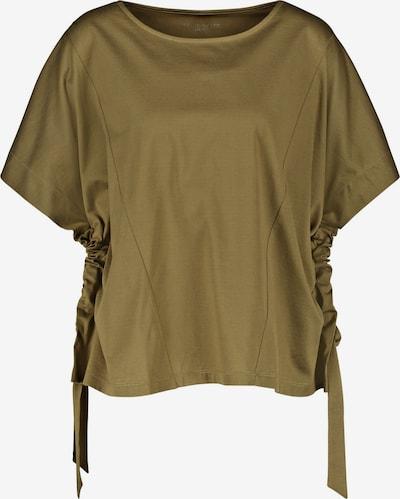 GERRY WEBER Top Gewirke Shirt mit sanftem Schimmer in grün, Produktansicht