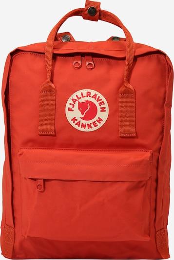 Fjällräven Rucksack 'Kånken' in orangerot, Produktansicht
