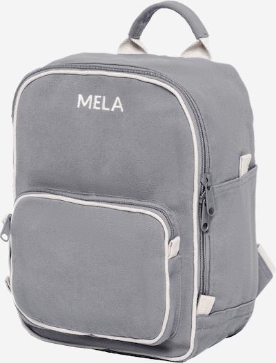 MELAWEAR Rucksack 'MELA II Mini ' in beige / grau, Produktansicht