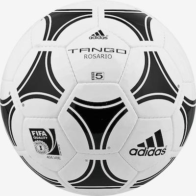 ADIDAS PERFORMANCE Trainingsball 'Rosario' in schwarz / weiß, Produktansicht