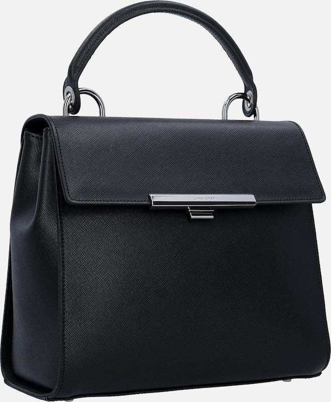 LANCASTER Sac A Main A Rabat Handtasche Leder 26 cm
