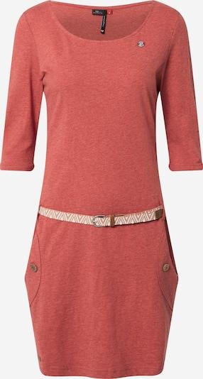 Ragwear Jurk 'Tanya' in de kleur Rood gemêleerd, Productweergave