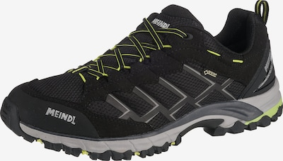 MEINDL Trekkingschuhe 'Caribe GTX' in grau / apfel / schwarz, Produktansicht