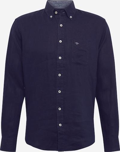 FYNCH-HATTON Hemd in dunkelblau, Produktansicht