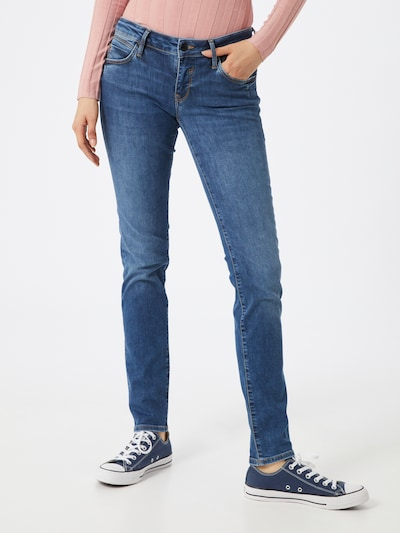 Mavi Jeans 'Lindy' in blue denim, Modelansicht
