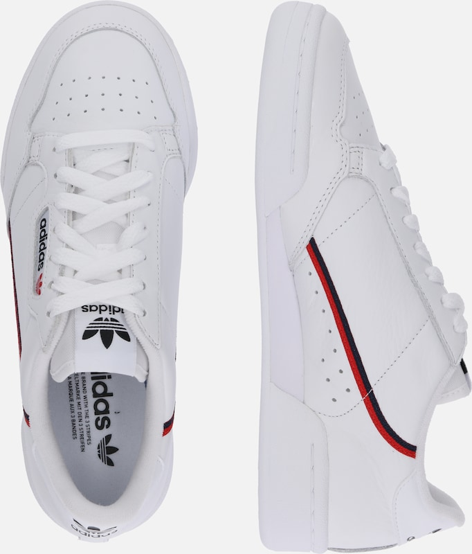 ADIDAS ORIGINALS Sneaker 'Continental 80' in weiß | ABOUT YOU