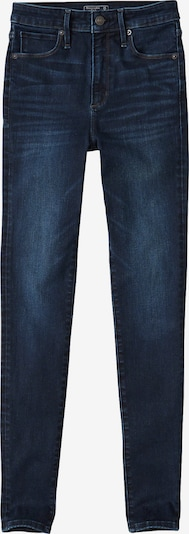 Abercrombie & Fitch Jeans 'SIMONE' in blue denim, Produktansicht