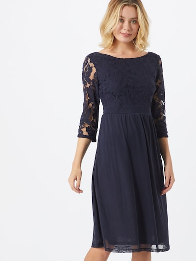s.Oliver Kleid in navy, Modelansicht