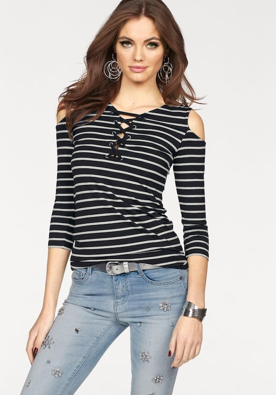MELROSE 3/4-Arm-Shirt