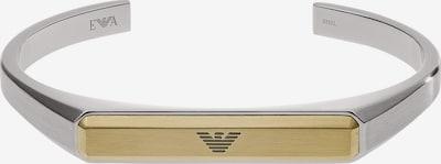 Emporio Armani Armreif in gold / silber, Produktansicht