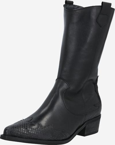 Bianco Stiefel 'Delora' in schwarz, Produktansicht