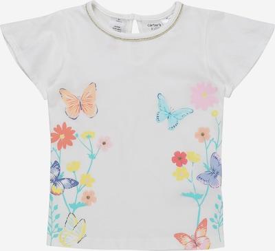 Carter's Shirt 'S20 wht bfly ' in de kleur Wit, Productweergave