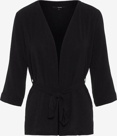 VERO MODA Kimono en noir, Vue avec produit