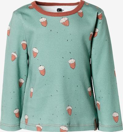 Walkiddy Langarmshirt, Organic Cotton in grün, Produktansicht