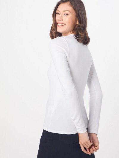 LEVI'S Shirt 'BABY' in weiß: Rückansicht