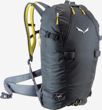 SALEWA Rucksack 'Randonnée' in gelb / anthrazit, Produktansicht