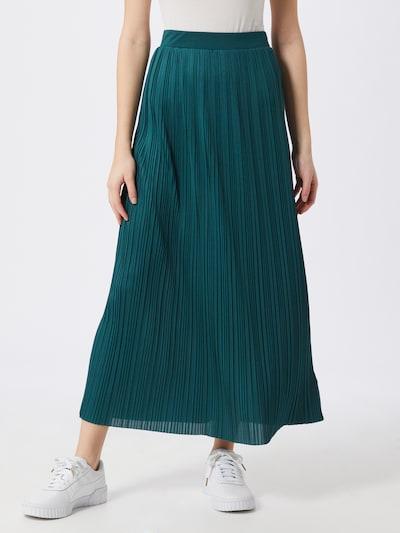 ABOUT YOU Sukně 'Talia' - zelená / petrolejová, Model/ka