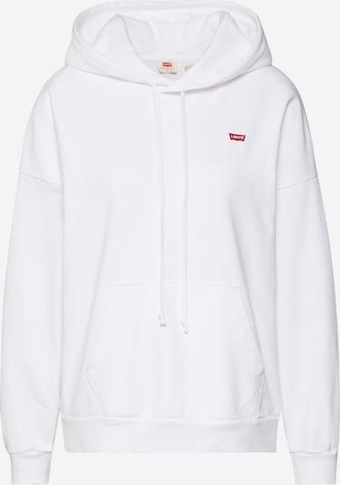 LEVI'S Sweatshirt in weiß, Produktansicht