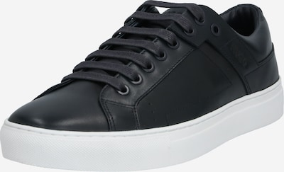 HUGO Sneaker 'Futurism' in dunkelblau, Produktansicht