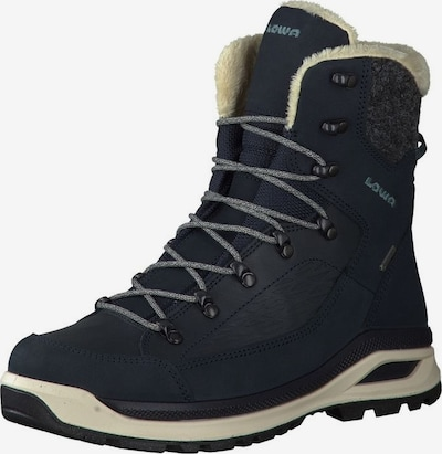 LOWA Outdoorschuhe in navy: Frontalansicht
