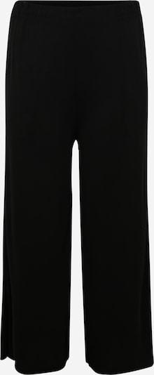 Urban Classics Curvy Pantalon en noir, Vue avec produit