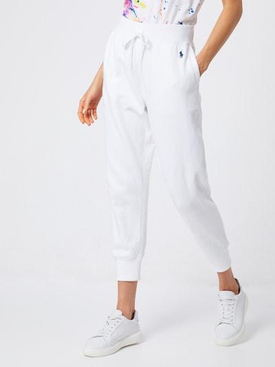 POLO RALPH LAUREN Broek in de kleur Wit, Modelweergave