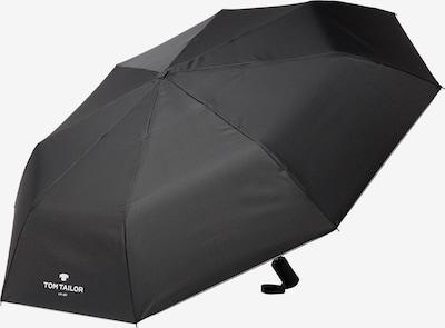 TOM TAILOR Paraplu in de kleur Zwart, Productweergave