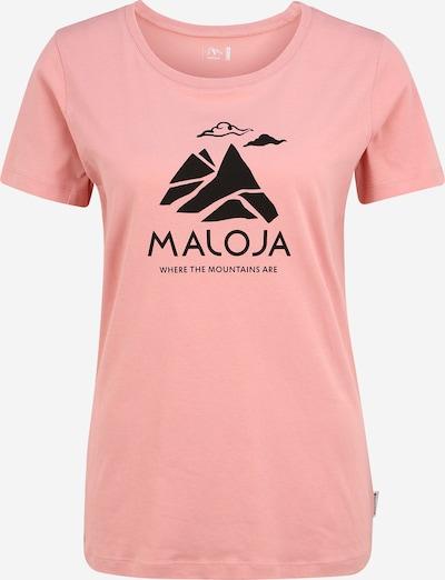 Maloja Funktionsshirt 'TurettaM.' in pink, Produktansicht