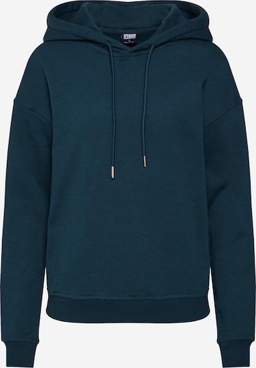 Urban Classics Curvy Sweatshirt in grün: Frontalansicht