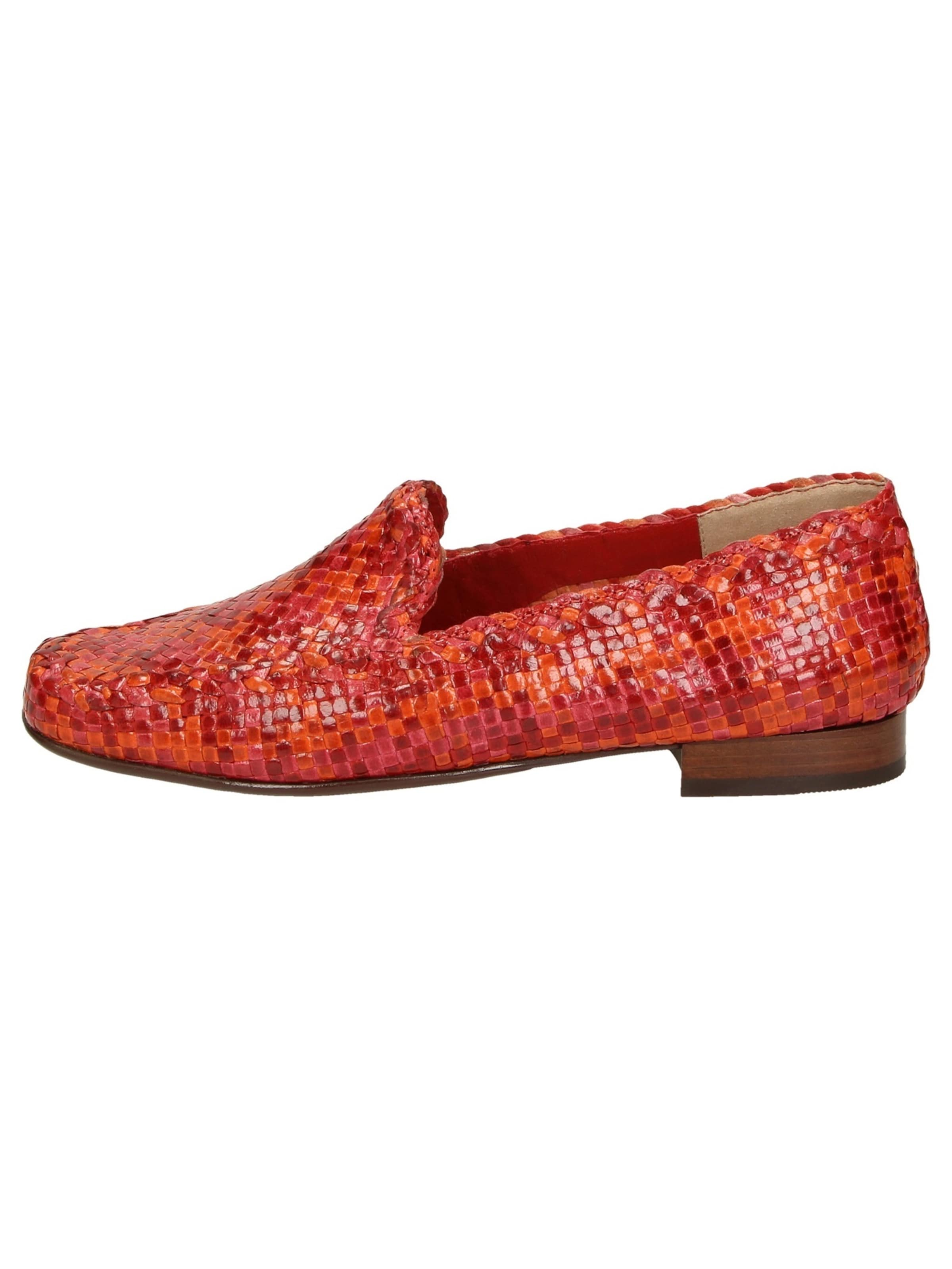 Slipper In Sioux Orangerot Slipper 'cordera' Sioux rBtQhsodCx