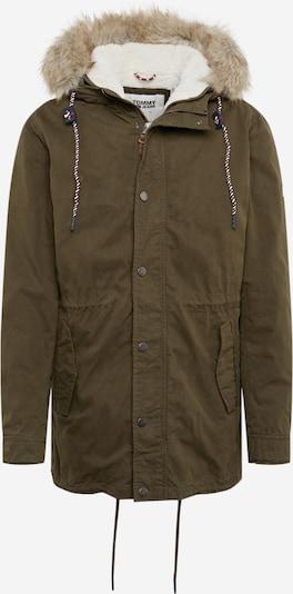Tommy Jeans Parka in khaki, Produktansicht