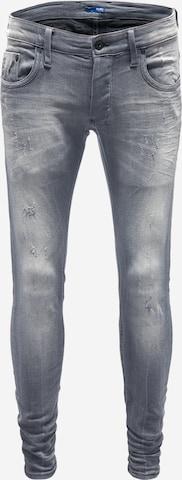 G-Star RAW Jeans 'Revend Super Slim' in Grey