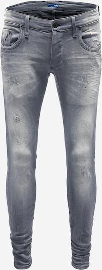 G-Star RAW Jeans 'Revend Super Slim' in de kleur Grijs, Productweergave