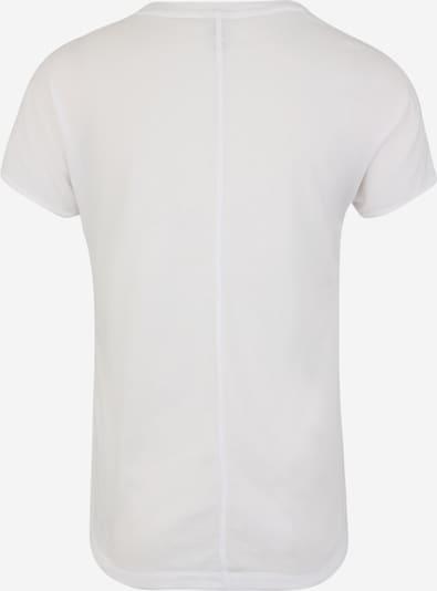 PUMA Funkcionalna majica | bela barva: Pogled od zadnje strani