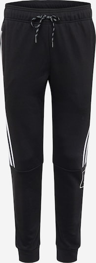 ADIDAS PERFORMANCE Spodnie sportowe w kolorze czarny / białym, Podgląd produktu