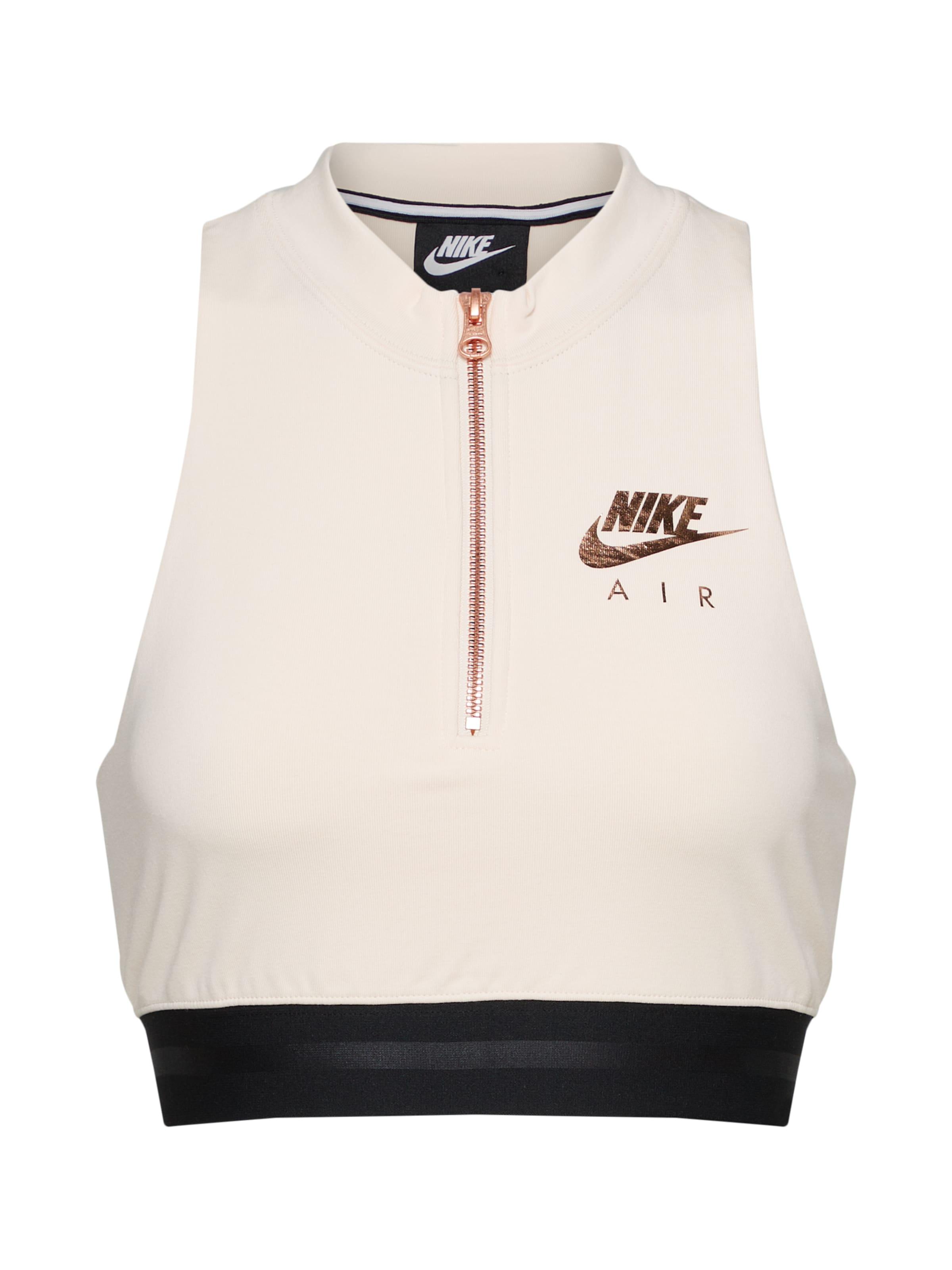 'air Crop' Poudre Haut En Tank Nike Sportswear EW2I9DH