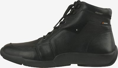 Binom Stiefel 'Basilio' in schwarz, Produktansicht