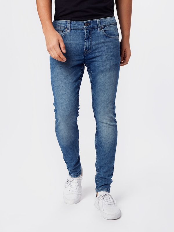 Only & Sons Jeans 'ONSWARP' in blue denim, Modelansicht