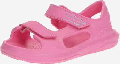 Crocs Sandale 'Swiftwater River' in pink, Produktansicht